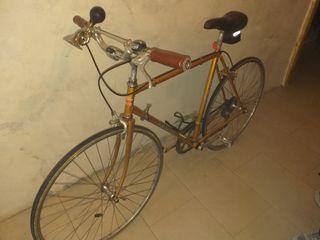 Bicicleta Zeus.