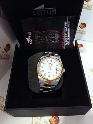 Reloj Lotus 15197 con caja
