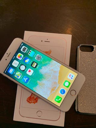 iPhone 6s Plus 16 GB color rosa