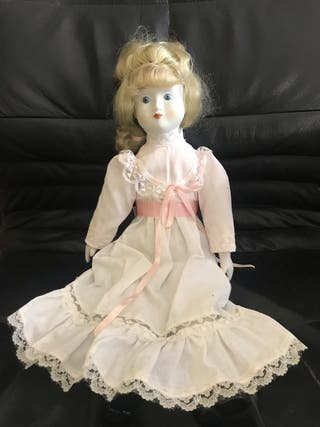 Muñeca de porcelana