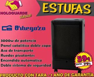 Estufa Catalítica Orbegozo H55