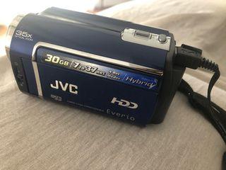 Cámara de vídeo JVC