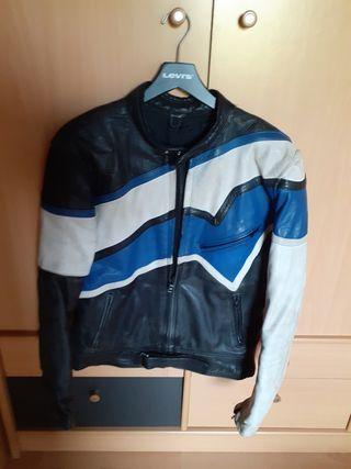 chaqueta moto Nakai talla 50 Piel