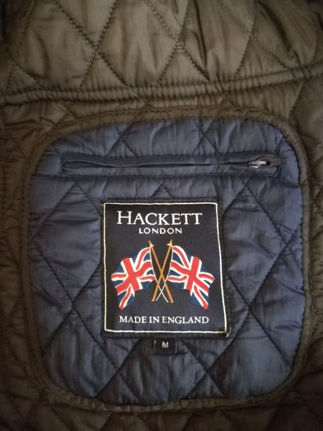 chaqueta hackett London