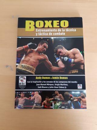 libro tácticas boxeo