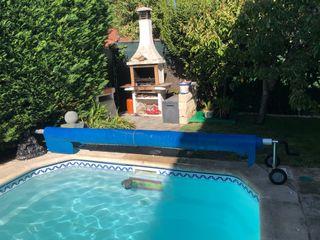 Enrrollador piscinas