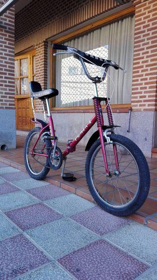 Bicicleta de cross orbea furia