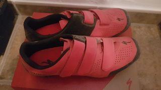 Zapatillas specialized para MTB