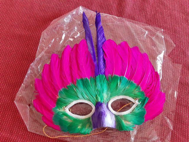 Oferta!!! Máscara Carnaval