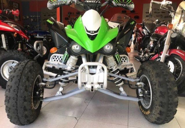 Kawasaki KFX 450 R