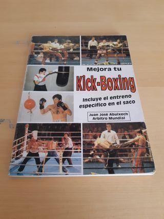 Libro Mejora tu kick boxing