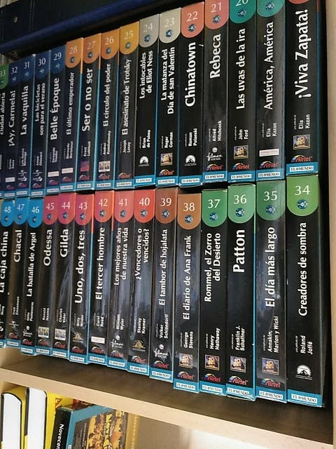 Videos VHS