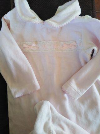 pijama invierno 12 meses