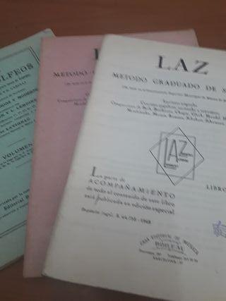 libros de solfeo