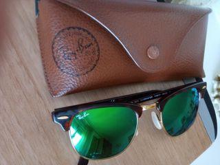 Gafas sol Rayban antireflejos y funda
