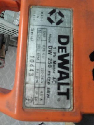 ingletadora DEWALT