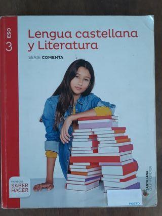 Lengua castellana y Literatura Santillana