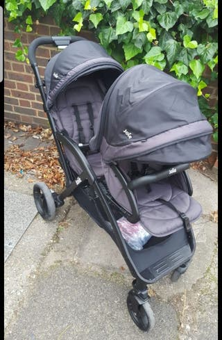 Joie Double Stroller/Buggy