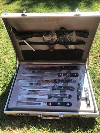 maletin de cuchillos