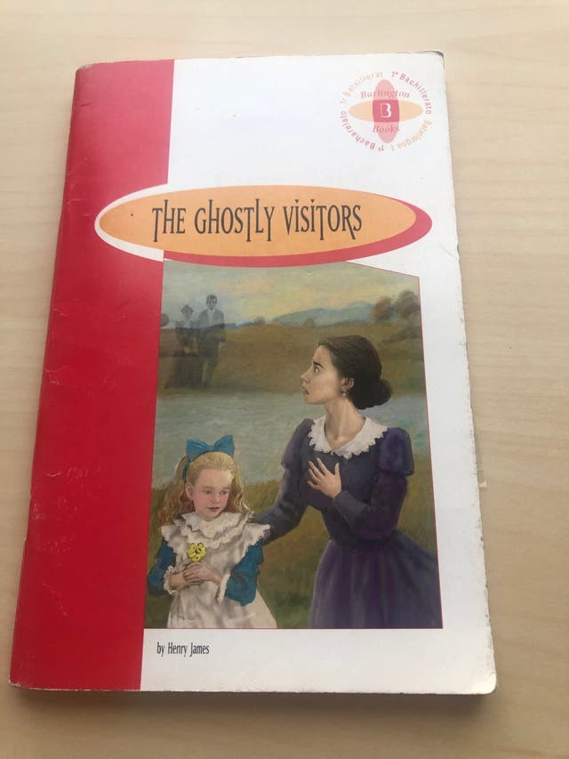 The Ghostly Visitors. De Henry James