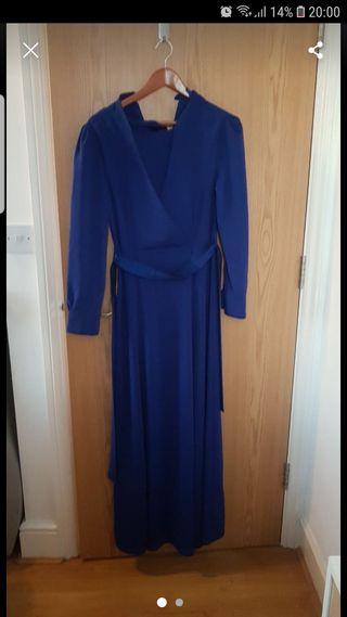Bule dress