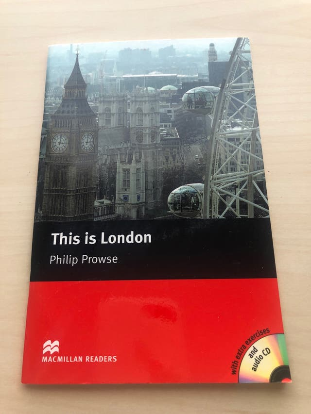 This is London- Philip Prowse