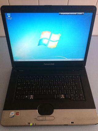 Portatil Packard Bell
