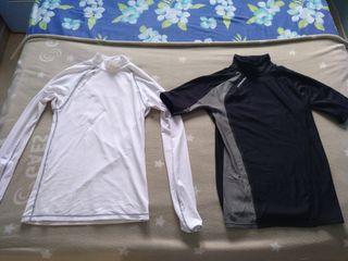 Camisetas Surf de licra