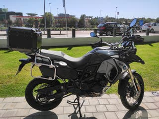 VENTA BMW F800 GS ADVENTURE FULL-GARANTIA