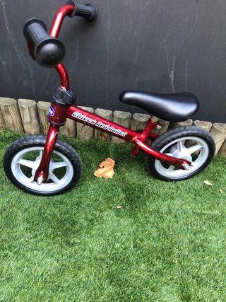 Bici niño chicco sin pedales