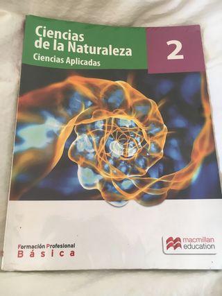Libro : Ciencias de la naturaleza 2 FBB