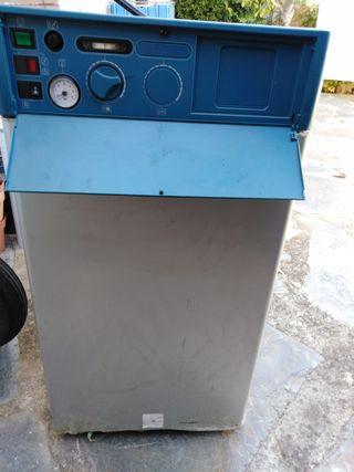 caldera gas oil, deposito