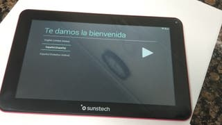 Tablet Suntech 9 pulgadas Rosa