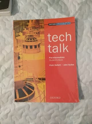 tech talk - OXFORD Stundent's Book