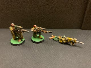warhammer 40k catachan snipers