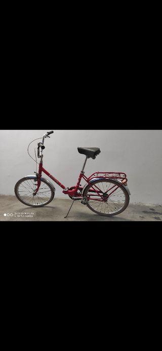 bicicleta GAC y bicicleta BH