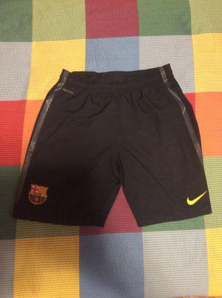 Pantalones cortos del F.C. Barcelona