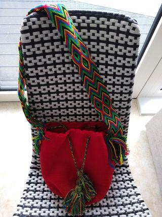 Mochilas bolso wayuu nuevos