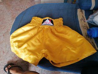 equipamiento de Muay Thai niños