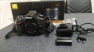 CAMARA NIKON D750 MAS OBJETIVO Nikon AF-S 85mm F1.