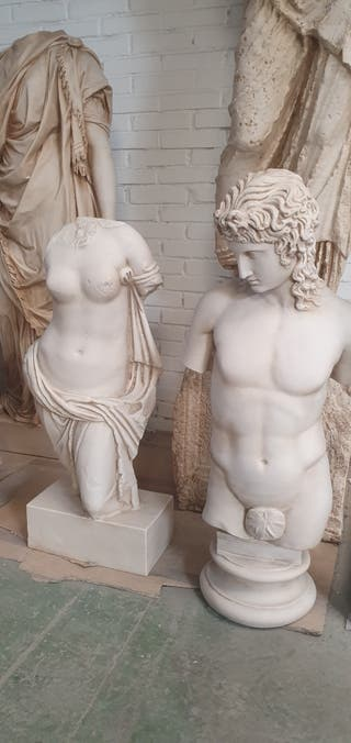 esculturas 40 kg
