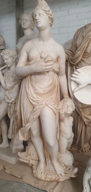 esculturas 100 kg