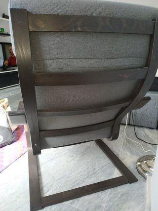 sillon mecedora IKEA