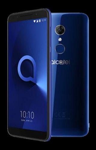 Móvil Alcatel 3.Color azul.Buen estado