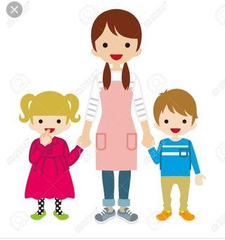 limpieza y cuidado de niñoss