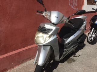 Moto Scooter Sym HD 125 año 2008