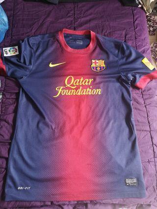 camiseta barcelona temporada 2013 original