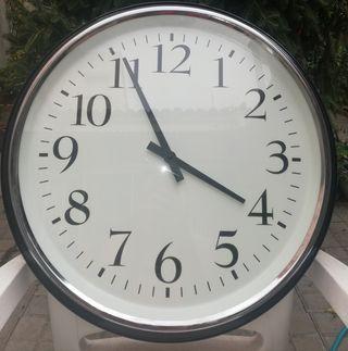 Reloj de pared XXL Ikea