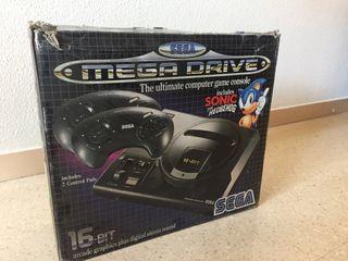 Sega Mega drive 16bit 1990