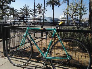 Bici peugeot ultra-ligera 9kg